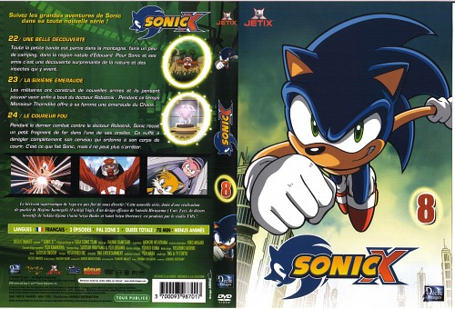 Sega, TMS Entertainment, Sonic the Hedgehog, Doctor Ivo Robotnik, Miles Prower