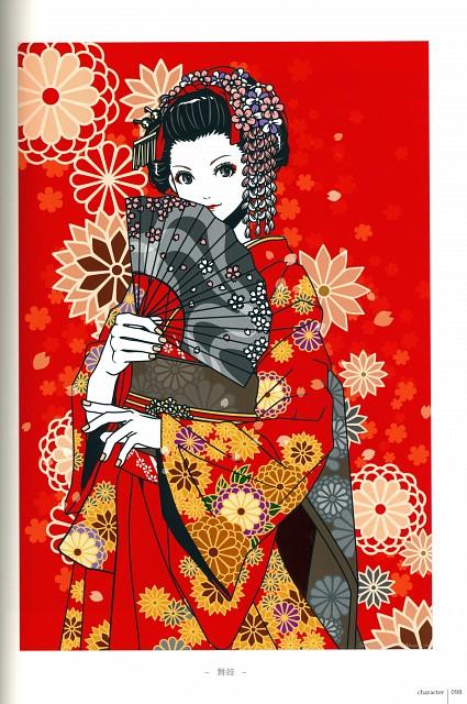 Eri Kamijou, Postcard, Original