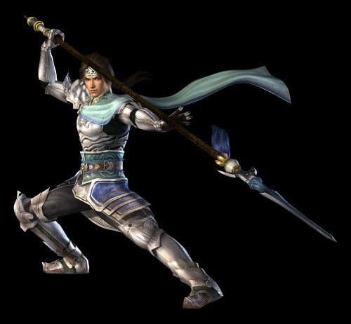 Koei, Dynasty Warriors, Zhao Yun