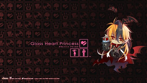 Yuki Kinami, Idea Factory, Glass Heart Princess, Tenma Asahina, Official Wallpaper