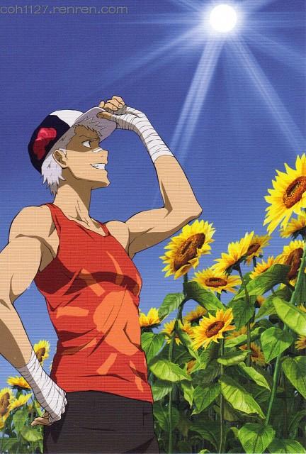 Akira Amano, Artland, Katekyo Hitman Reborn!, Ryohei Sasagawa, Postcard