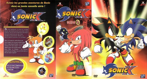 TMS Entertainment, Sega, SONIC Series, Miles Prower, Doctor Ivo Robotnik