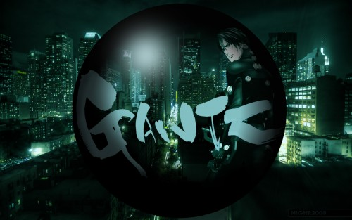 Gantz Wallpaper