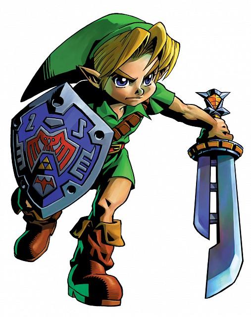 Nintendo, The Legend of Zelda, The Legend of Zelda: Majora's Mask, Link, Young Link