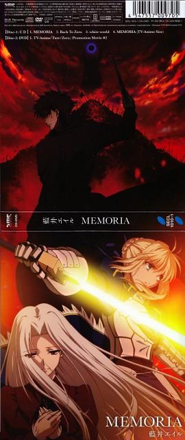 TYPE-MOON, Ufotable, Fate/Zero, Kiritsugu Emiya, Irisviel von Einzbern