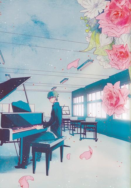 Tsute, Kuroko no Basket, Evergreen (Artbook), Shintarou Midorima, Doujinshi