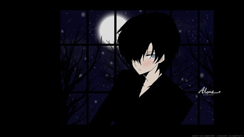 Moka Ichiyou, Vocaloid, Kaito Wallpaper