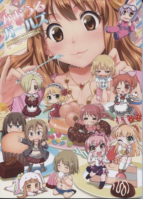 Zanzi, A-1 Pictures, Aniplex, Idol Master, Idol Master: Cinderella Girls
