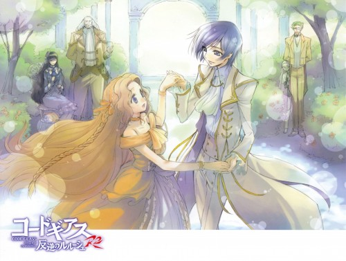 Takahiro Kimura, RICCA, Sunrise (Studio), Code Geass: Lelouch of the Rebellion, Nunnally Lamperouge