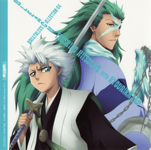 Studio Pierrot, Bleach, Toshiro Hitsugaya, Album Cover