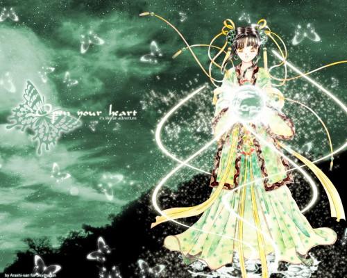 Yuu Watase, Studio Pierrot, Fushigi Yuugi, Miaka Yuuki Wallpaper