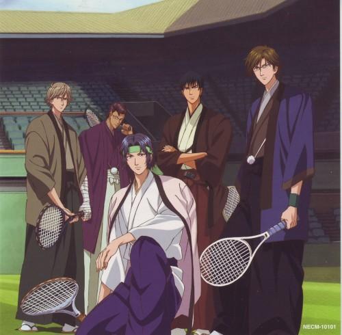 Takeshi Konomi, J.C. Staff, Prince of Tennis, Seiichi Yukimura, Eishirou Kite
