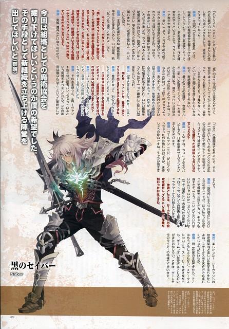 Ototsugu Konoe, TYPE-MOON, Fate/Apocrypha, Siegfried (Fate/Apocrypha), Occupations