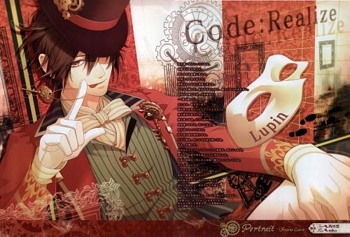 miko (Mangaka), Idea Factory, Code: Realize, Arsène Lupin, B's-Log