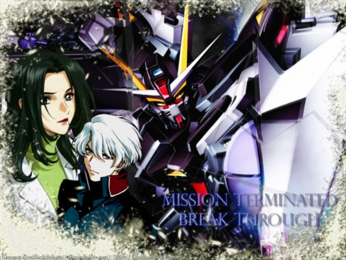 Sunrise (Studio), Mobile Suit Gundam SEED C.E. 73: Stargazer, Selene Mcgriff, Sven Cal Payang Wallpaper