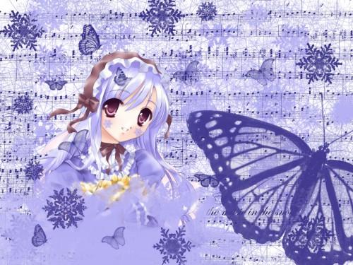 Sister Princess, Aria (Sister Princess) Wallpaper