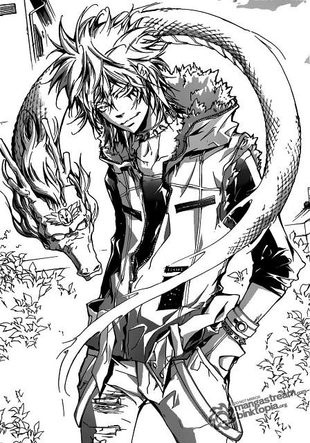 Akira Amano, Katekyo Hitman Reborn!, Byakuran