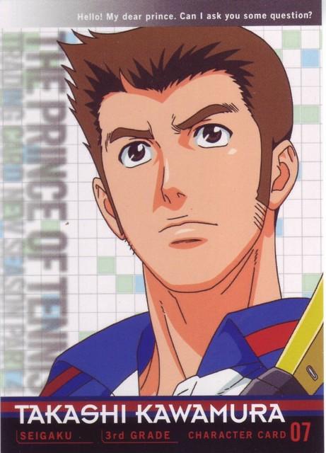 Takeshi Konomi, J.C. Staff, Prince of Tennis, Takashi Kawamura, Trading Cards