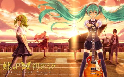 Nidy-2D-, Vocaloid, Gumi, Miku Hatsune, Mayu (Vocaloid)