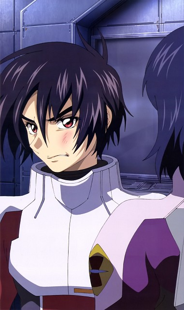 Hisashi Hirai, Sunrise (Studio), Mobile Suit Gundam SEED Destiny, Gundam Perfect Files, Athrun Zala