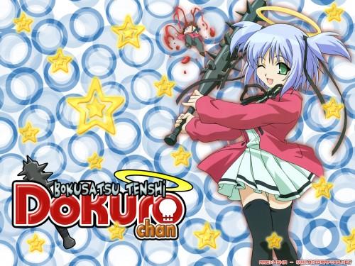 Bokusatsu Tenshi Dokuro-chan Wallpaper