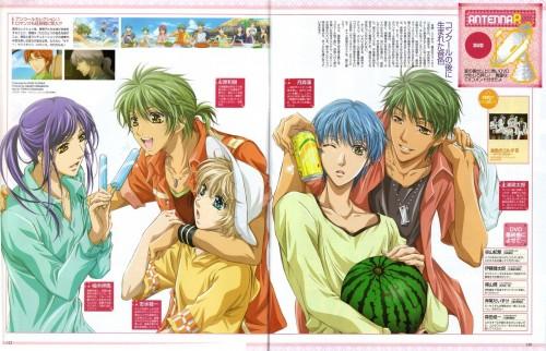 Yuki Kure, Yumeta Company, Koei, Kiniro no Corda, Kazuki Hihara