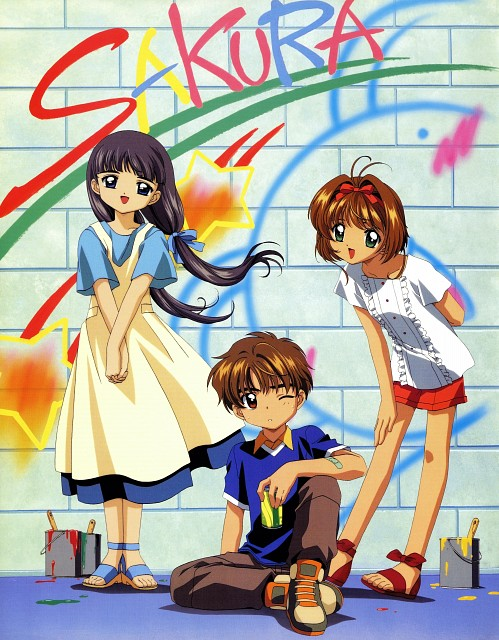 CLAMP, Madhouse, Cardcaptor Sakura, Cheerio! 3, Tomoyo Daidouji