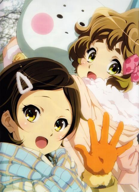 Pony Canyon, Kyoto Animation, Hibike! Euphonium, Sapphire Kawashima, Hazuki Katou