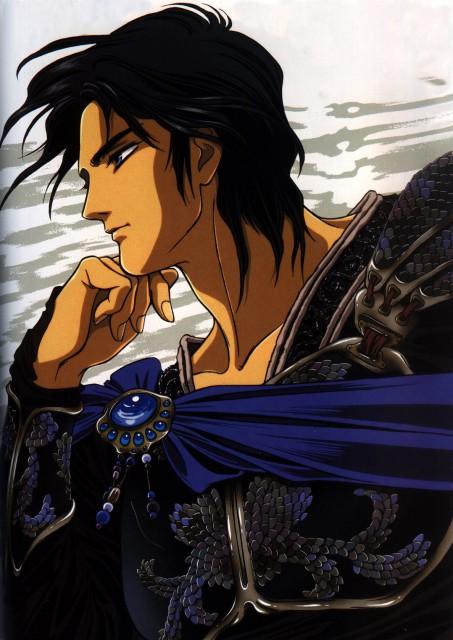 Yoshitaka Amano, J.C. Staff, Heroic Legend of Arslan, Daryoon