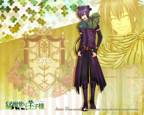 miko (Mangaka), Idea Factory, Beast Master and Prince, Silvio, Official Wallpaper