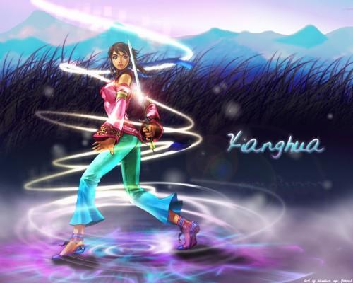 Namco, Soul Calibur, Xianghua Wallpaper