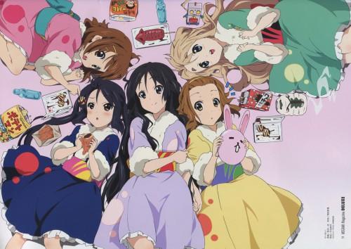 Kakifly, Kazuya Sakamoto (Mangaka), Kyoto Animation, K-On!, Azusa Nakano