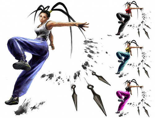Capcom, Street Fighter, Ibuki