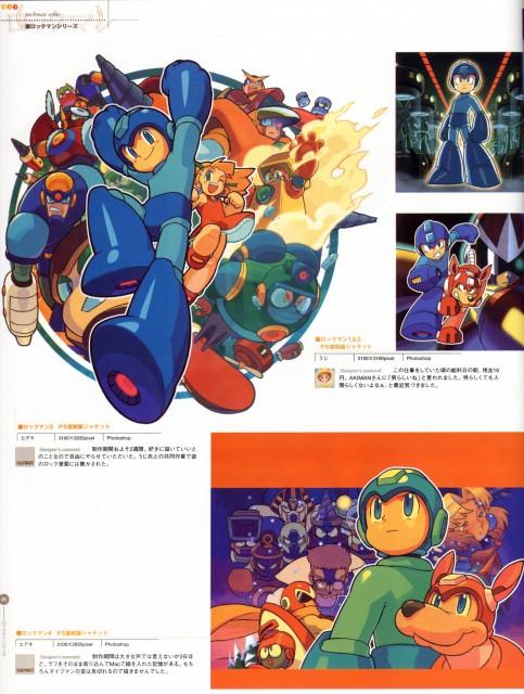Capcom, MegaMan