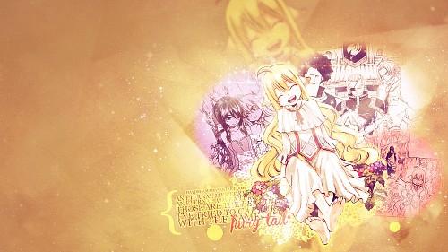 Hiro Mashima, Satelight, Fairy Tail, Hades (Fairy Tail), Warrod Sequen Wallpaper