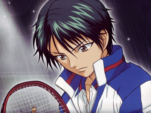 Takeshi Konomi, J.C. Staff, Prince of Tennis, Ryoma Echizen Wallpaper