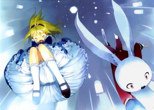 Ryo Ueda, Alice to Fushigina Gensou Sekai 2, Doujinshi, Comic Market 74