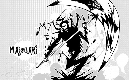 Atsushi Okubo, BONES, Soul Eater, Shinigami-sama Wallpaper