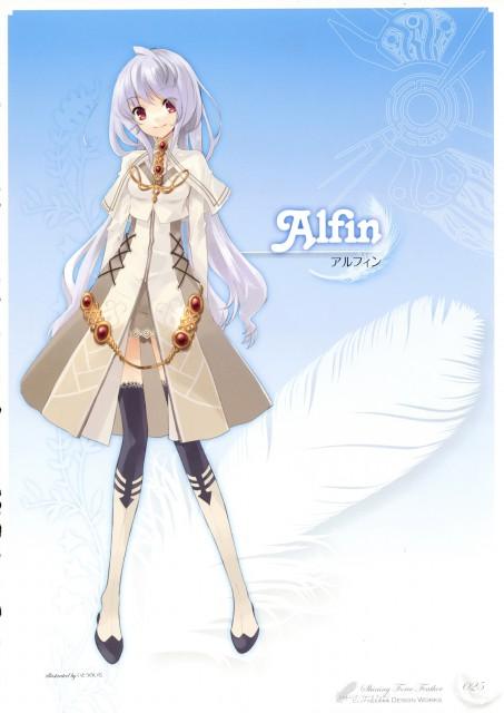 Noizi Ito, Sega, Shining Force Feather, Alfin