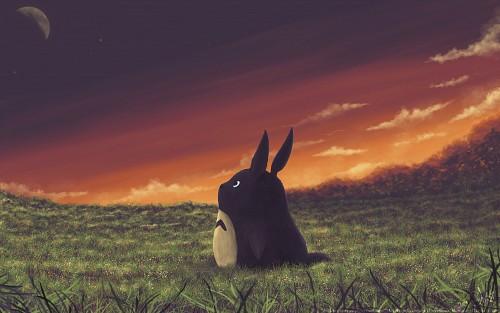 Hayao Miyazaki, Studio Ghibli, My Neighbor Totoro, Totoro, Contest Entry Wallpaper