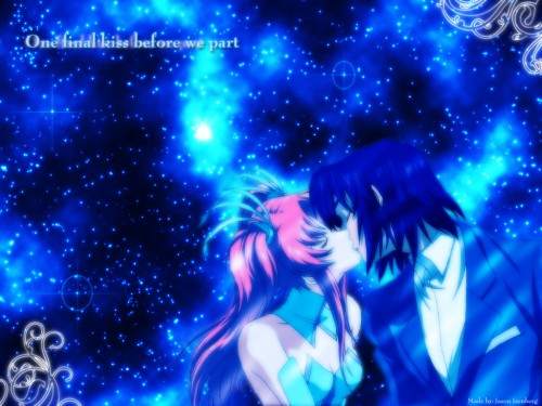 Sunrise (Studio), Mobile Suit Gundam SEED, Athrun Zala, Lacus Clyne Wallpaper