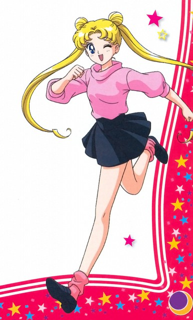 Marco Albiero, Bishoujo Senshi Sailor Moon, Usagi Tsukino