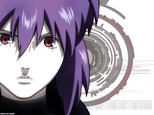 Production I.G, Ghost in the Shell, Motoko Kusanagi Wallpaper