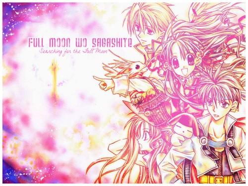 Arina Tanemura, Full Moon wo Sagashite, Meroko Yui, Takuto Kira, Mitsuki Koyama Wallpaper