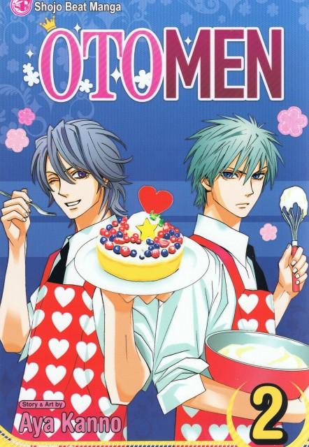 Aya Kanno, Otomen, Asuka Masamune, Juta Tachibana, Manga Cover
