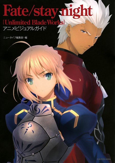 Unlimited Blade Works Anime Visual Guide