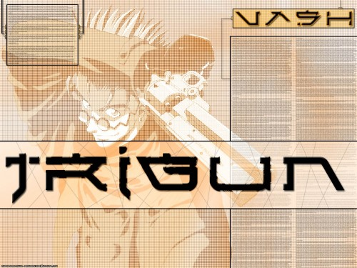 Madhouse, Trigun, Vash the Stampede Wallpaper
