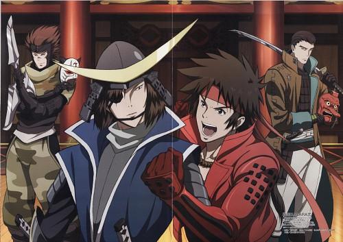 Makoto Tsuchibayashi, Capcom, Sengoku Basara, Masamune Date, Sasuke Sarutobi
