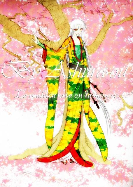 Inuyasha, Sesshoumaru, Member Art