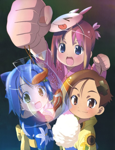 Marvelous Entertainment, Ufotable, Gakuen Utopia Manabi Straight!, Manami Amamiya, Mutsuki Uehara